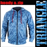 【SALE】adidas アディダス ジップパーカー Zip Hoody [Triangle Model] 青/Blue [ad-hd-triangle-16-bl]